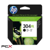 HP n9k08ae 304xl fekete patron