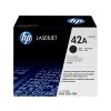 HP Q5942A Lézertoner LaserJet 4250, 4350 nyomtatókhoz, HP fekete, 10k