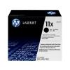 HP Q6511X Lézertoner LaserJet 2410, 2420, 2430 nyomtatókhoz, HP fekete, 12k