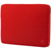HP Spectrum Sunset Red Sleeve 15,6 &quot,