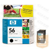 HP SUP HP Patron No56 fekete DJ5550/PH7150/7350