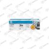 HP SUP HP Toner 36A LJ P1505 fekete 2000/oldal