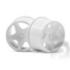 HPI Fehér felni szett (4 db) a Q32-hez