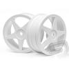 HPI Felni, 5 küllős fehér (60x26mm/2db)