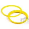HPI Gumi rögzítő gyűrű, sárga 2db