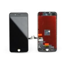 HQ LCD kijelző érintőpanellel - Apple iPhone 8 Plus 5.5&quot, - HQ AAA kiváló minőségű, utángyártott - fekete mobiltelefon kellék