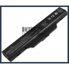 HSTNN-149C 4400 mAh 6 cella fekete notebook/laptop akku/akkumulátor utángyártott