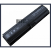 HSTNN-W20C 4400 mAh 6 cella fekete notebook/laptop akku/akkumulátor utángyártott