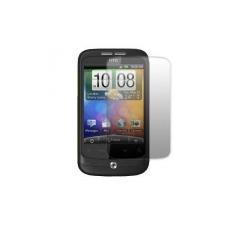 HTC G8 Wildfire kijelző védőfólia mobiltelefon előlap
