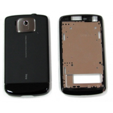 HTC HD komplett ház fekete* mobiltelefon kellék