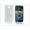 HTC HTC Desire 300 szilikon hátlap - S-Line - transparent