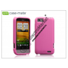 HTC HTC One V hátlap - Case-Mate Smooth - pink