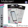 Huawei Ascend Y530, Kijelzővédő fólia, MyScreen Protector, Clear Prémium / Matt, ujjlenyomatmentes, 2 db / csomag