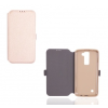 Huawei Honor 8, Oldalra nyíló tok, CoverGel, arany