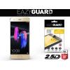 Huawei Honor 9, Kijelzővédő fólia (az íves részre is), Eazy Guard, Diamond Glass (Edzett gyémántüveg), arany