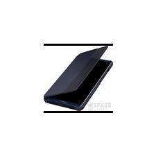 Huawei Mate 10 Pro gyári S-View flip tok, sötét kék tok és táska