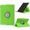 Huawei Mediapad M3 Lite 10.0, mappa tok, elforgatható (360°), zöld