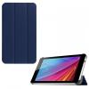 Huawei Mediapad T1 7.0, mappa tok, Trifold, sötétkék