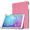 Huawei Mediapad T2 10.0 Pro, mappa tok, Trifold, rózsaszín