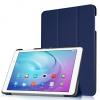 Huawei Mediapad T2 10.0 Pro, mappa tok, Trifold, sötétkék