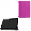 Huawei Mediapad T3 10.0, mappa tok, Trifold, lila