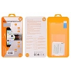 Huawei P10 Lite üvegfólia, ütésálló kijelző védőfólia törlőkendővel (0,3mm vékony, 9H)*