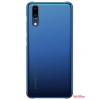 Huawei P20 műanyag hátlap, Kék