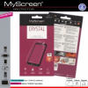 Huawei P8 Lite, Kijelzővédő fólia, MyScreen Protector, Clear Prémium