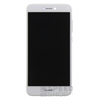 Huawei P8/P9 Lite (2017) kompatibilis LCD modul kerettel, OEM jellegű, fehér