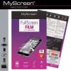 Huawei P9, Kijelzővédő fólia (az íves részre is!), MyScreen Protector, Clear Prémium