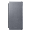 Huawei P9 Lite, flip tok, szürke, gyári