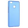 Huawei P9 Lite, TPU szilikon tok, Jelly Flash Mat, kék