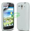 Huawei U8815 Ascend G300 fehér szilikon tok