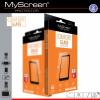 Huawei Y5 II / Y6 II Compact, Kijelzővédő fólia, ütésálló fólia, MyScreen Protector, Comfort Glass, Tempered Glass (edzett üveg), Clear, 1 db / csomag