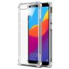 Huawei Y6 Prime 2018 műanyag hátlap, Átlátszó