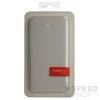 Huawei Y7, ultravékony hátlap tok, átlátszó, gyári