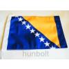 Hunbolt Bosnyák (Bosznia Hercegovina) 2 oldalas hajós zászló ( 20X30 cm)