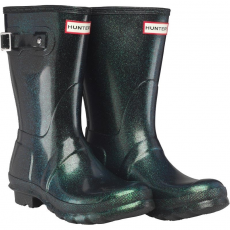 Hunter Női Original Starcloud Short Wellies csizma