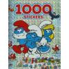 - Hupikék Törpikék - A4 1000 matricás színező