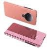 Hurtel Clear View tok Xiaomi redmi K30 Pro / Poco F2 Pro rózsaszín telefontok