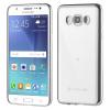 Hurtel Metalic Slim Samsung Galaxy A5 (2016) A510 TPU hátlap, tok, ezüst