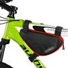 Hurtel Roswheel biciklis táska, fekete-piros