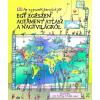 HVG Könyvek Simon Adams: Egy egészen agyament atlasz a nagyvilágról - Az agymanók bemutatják