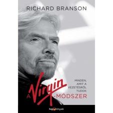 HVG Richard Branson-A Virgin-módszer (Új példány, megvásárolható, de nem kölcsönözhető!) antikvárium - használt könyv