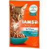 IAMS Cat Delights Kitten – Csirke falatkák ízletes szószban (24 x 85 g) 2.04kg