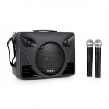 Ibiza Hangosító berendezés Ibiza Port85VHF, USB, SD, rádió hangfal