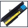 IBM 42T4650 6600 mAh 9 cella fekete notebook/laptop akku/akkumulátor utángyártott