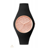 Ice-watch ICE Glitter Black Rose Gold óra - 001353