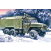 ICM URAL-375A katonai jármű makett ICM 72712