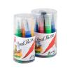 """ICO Ecsetirón készlet, 0,5-6 mm,  """"XXL"""" 6 különböző szín"""